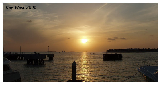 Key West Sunset 2005